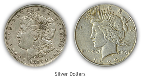 Minimum Silver Dollar Value