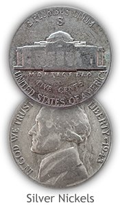 Silver Nickel Values