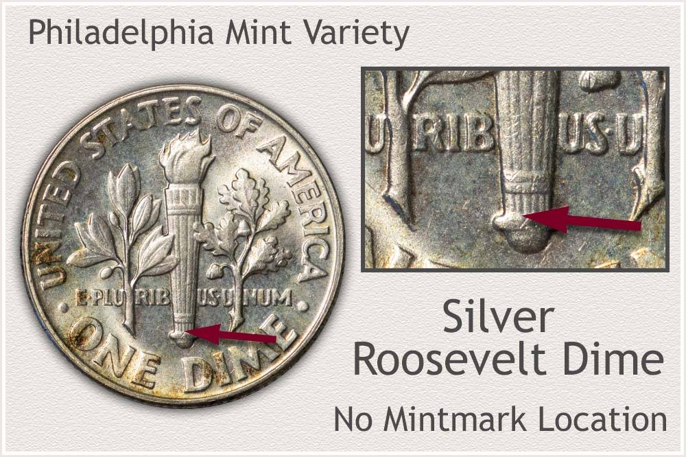 All 10 Roosevelt Silver Dimes 1946-S to 1955-S San Francisco Mint Dime Set