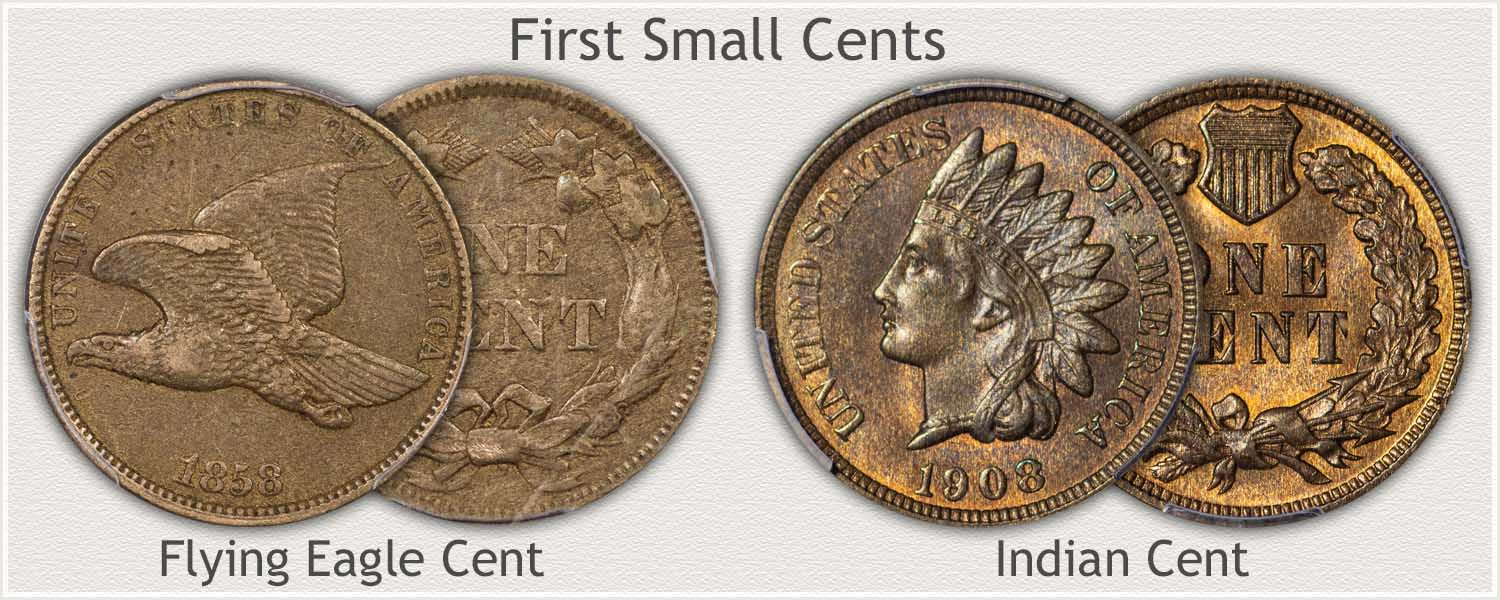 First Small Cents