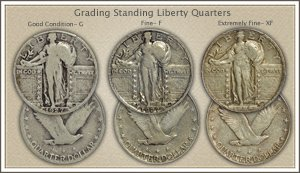 Visit...  Video | Grading Standing Liberty Quarters