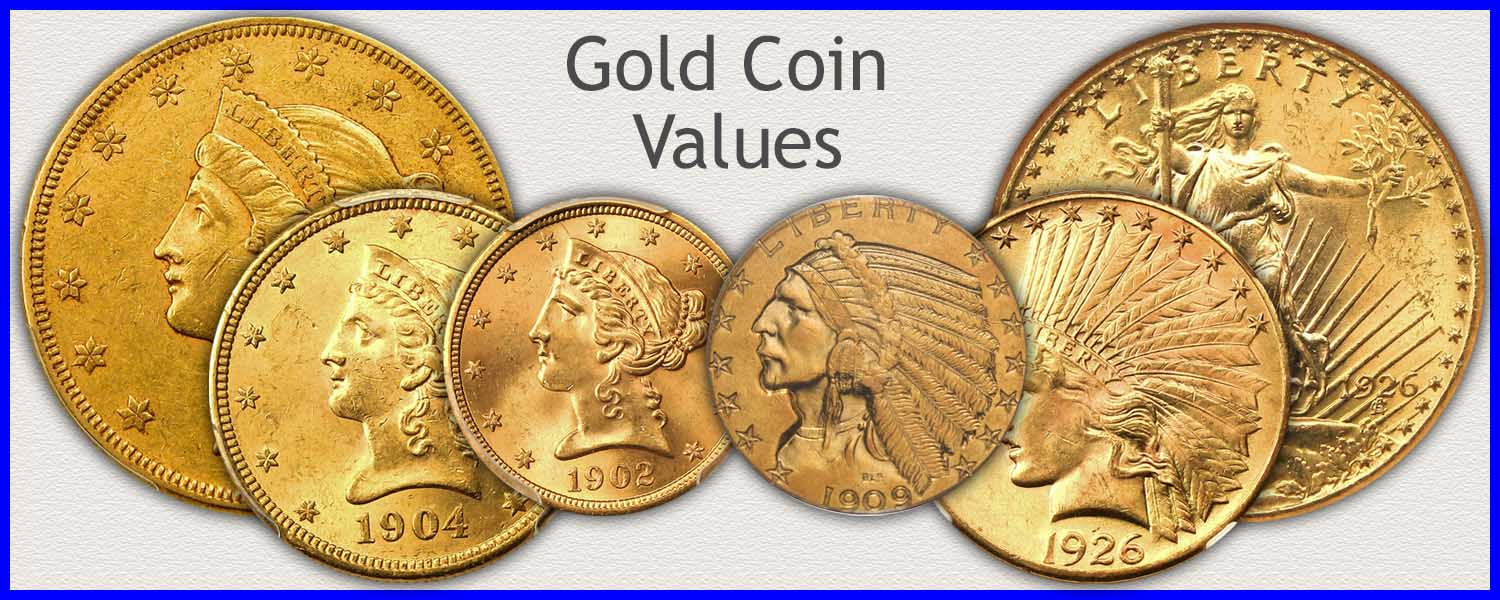 Go to...  Gold Coin Values