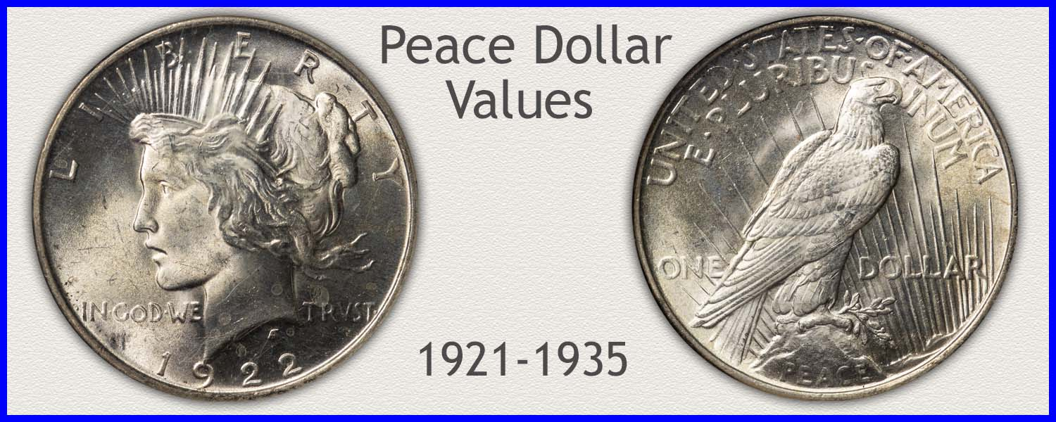 Visit...  Peace Dollar Values
