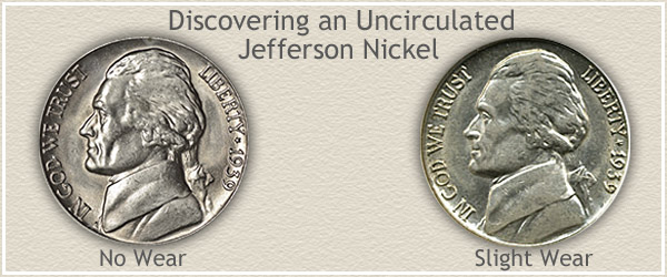Discovering Uncirculated Jefferson Nickel Values