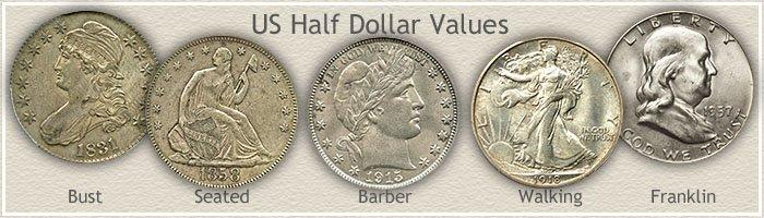 Visit... US Half Dollar Values