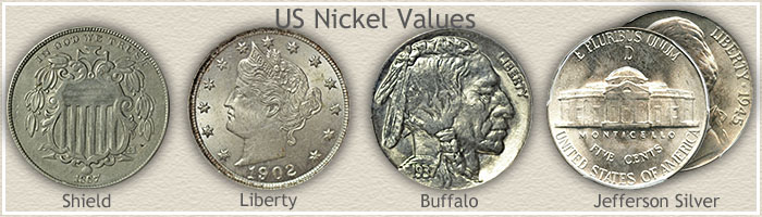 Visit... US Nickel Values