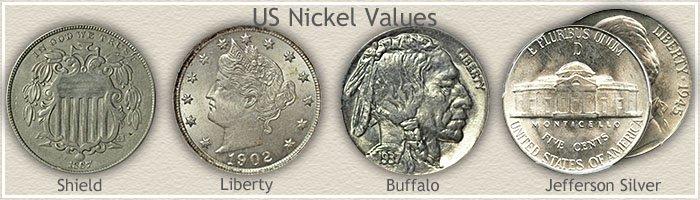 Visit... US Nickel Values
