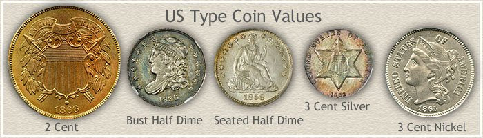 Visit... US Type Coin Values