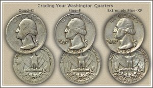 Visit...  Video | Grading Washington Quarters