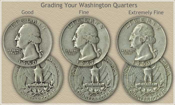 Grading Silver Washington Quarters